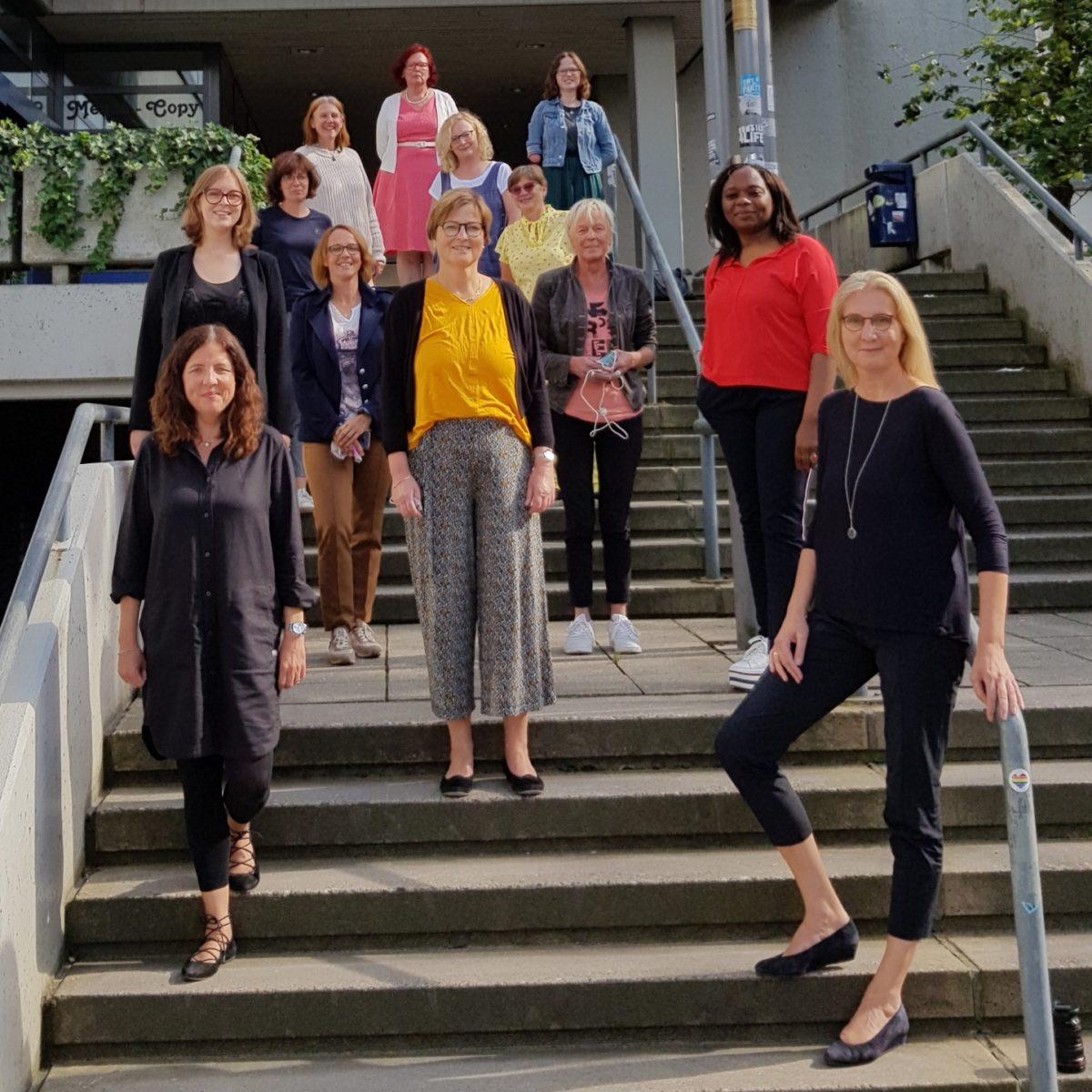 Starke Frauen für ein starkes Münster